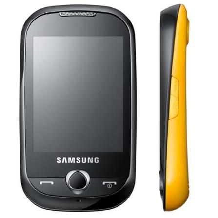 Celular TS3650 Corby Messenger+ Cartão 1GB Samsung