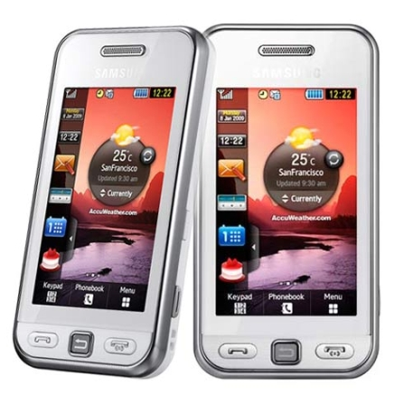 Celular TS5230 Touch Star/Full Touch Samsung