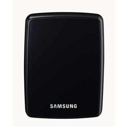 HD Externo Preto com  640GB - Samsung - HXMU064DACA2