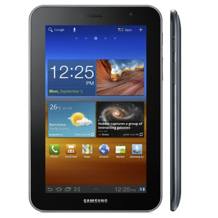 Tablet Samsung Galaxy Tab P6200 Display 7