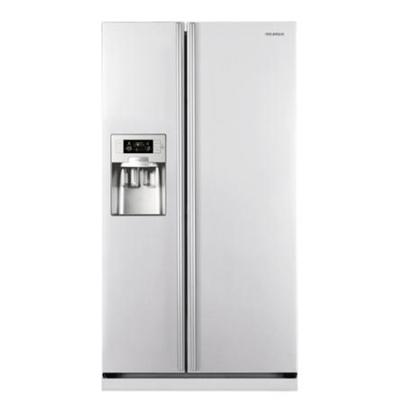 Side by Side 524L Frost Free Silver Nano Samsung, 110V, LB, 524 Litros, 02 Portas, Acima de 500 litros