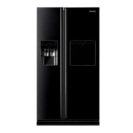 Refrigerador Side by Side 506L Frost Free com Display Digital / Home Bar / Dispenser de Água e Gelo / Silver Nano / Twin, 110V, LB, 506 Litros, 02 Portas, Acima de 500 litros