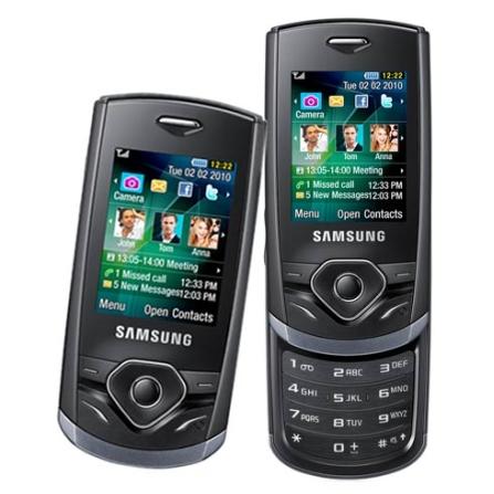 Celular S3550 Diva Câmera 2.0MP, Bluetooth Samsung