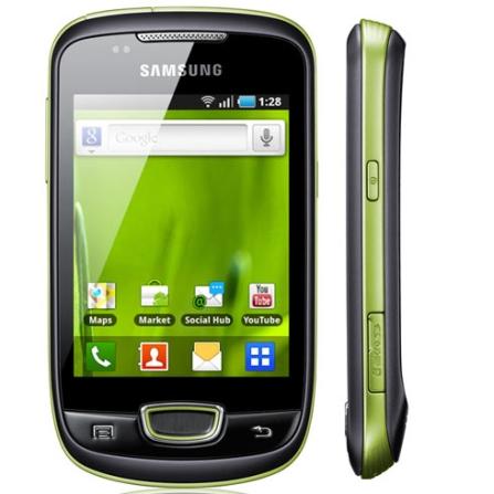 Samsung Galaxy Mini 3G Wi-Fi GPS, Bivolt, Bivolt, Preto e Verde, 0000003.30, True, 1, S, True, True, True, True, True, True, I, 12 meses, Micro Chip