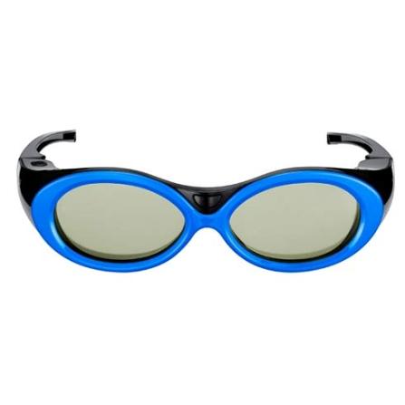 Óculos 3D Infantil Recarregável - SSG2200KRZD - Samsung, Bivolt, Bivolt