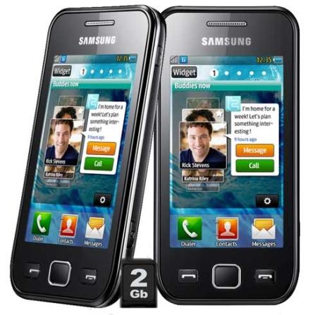 Smartphone Wave 525, Internet, 3.2
