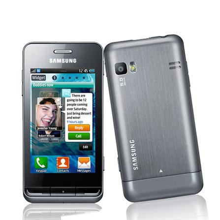 Smartphone 3G WAVE S Tel 3.2
