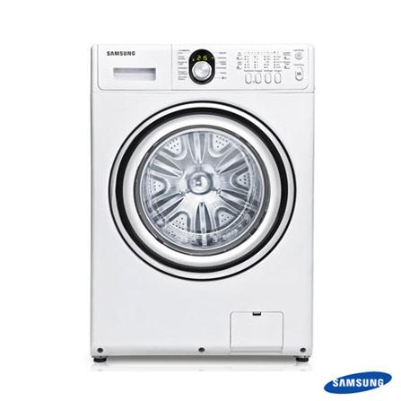 Lavadora e Secadora de Roupa 10,4Kg - Samsung, 110V, 220V, Branco, Acima de 10 kg, 10,4 kg, Lava-Seca