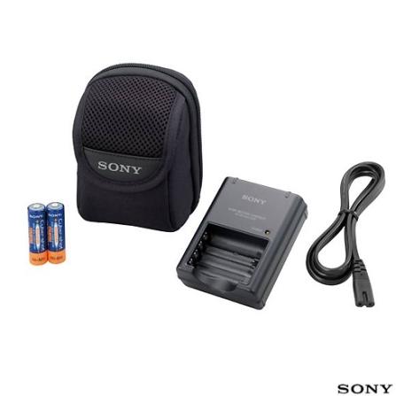 Kit de Acessórios para Cyber Shot Sony - Sony - ACC_CN3BC, DG