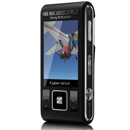 Celular GSM C905/ GPS e Câmera 8.1MP Sony Ericsso