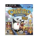 Jogo Carnival Island para PS3 - Sony