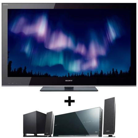 TV Monitor LED Bravia 40
