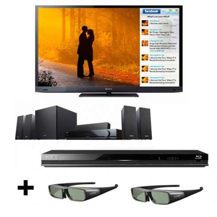 TV LED Sony Bravia 46