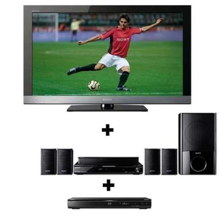 TV LCD 55