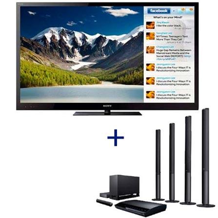 TV LED NX725 55