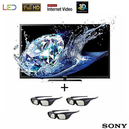 TV LED Sony Bravia HX925 com 65