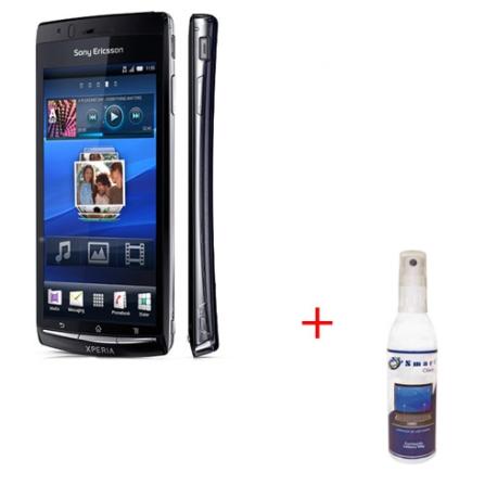 Smartphone Xperia ARC + Limpador
