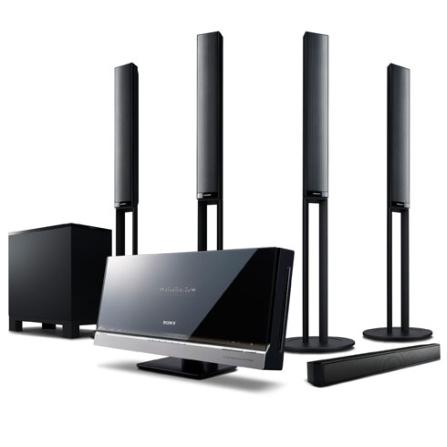 Home Theater 5.1 Wireless / Rádio Sony