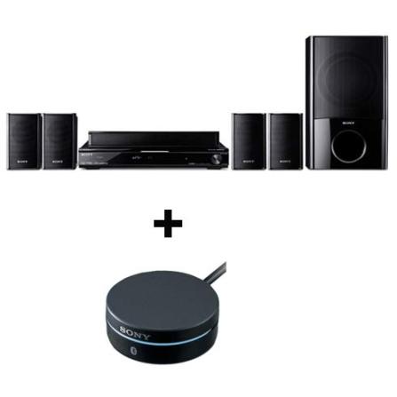 Home Theater 5.1 Canais + Adaptador DMPort Sony