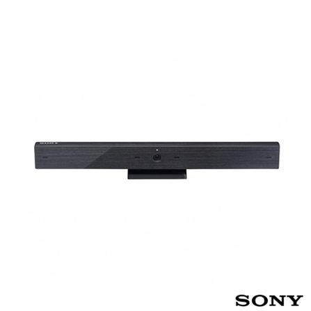 Câmera de Comunicação - Skype - para TVs Sony BRAVIA séries CX525, EX425, EX525, EX725, NX725, HX825, HX925 - CMUBR100, VD, Câmera Skype