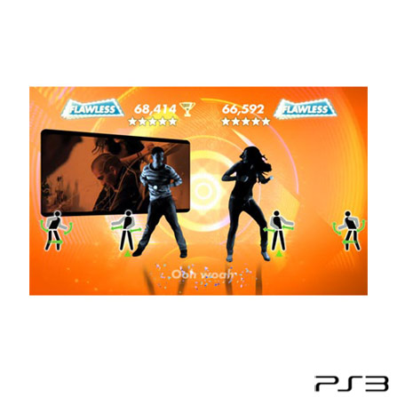 , GM, Música e Dança, PlayStation 3
