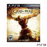 Jogo God Of War Ascension para Playstation 3