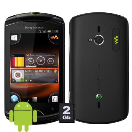 Smartphone Sony Ericsson Live Preto Display Touch, Bivolt, Bivolt, 0000003.30, True, 1, N, True, True, True, True, True, False, I, Micro Chip
