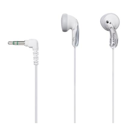 Fone de Ouvido com 13,5 mm Sony, Branco, Intra-auricular, 03 meses