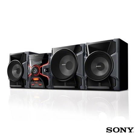 Mini System Sony 900 W RMS Duplo USB