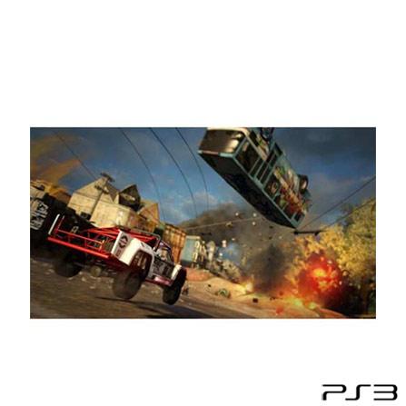 Jogo Motor Storm Apocalypse para PlayStation 3, Não se aplica, PlayStation 3, Corrida, Blu-ray, 12 anos, Não especificado, Não especificado, 03 meses