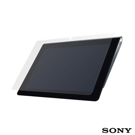 Película Sony PFLS1 para Tablet Sony, Não se aplica, Películas, 12 meses