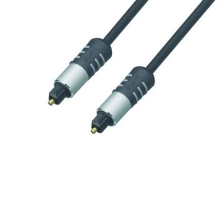 Cabo Digital Óptico HI-FI para Áudio com 0,5 Metros de Extensão - Sony - POC_5DSA
