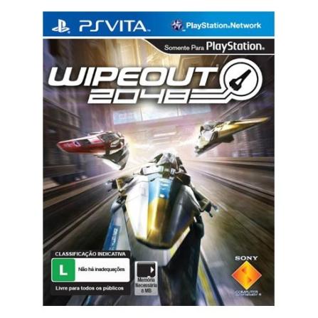 Jogo Wipeout 2048 para PS VITA - PSVWIPEOUT20