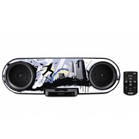 Dock para iPod e iPhone c/ Potência 60W RMS Sony