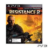 Jogo Resistance 2 para PlayStation 3