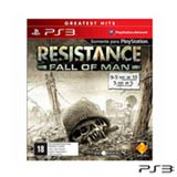 Jogo Resistance: Fall of Man - PS3 Sony