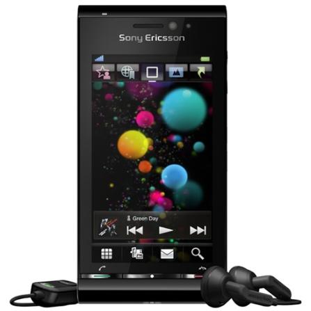 Celular 3G X10 Xperia/Android/QWERTY Sony Ericsson