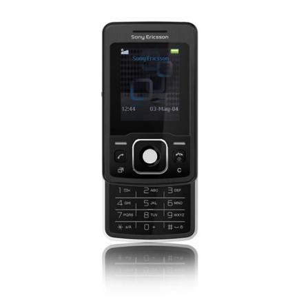 Celular GSM T303 c/  Câmera de 1.3MP Sony Ericsson