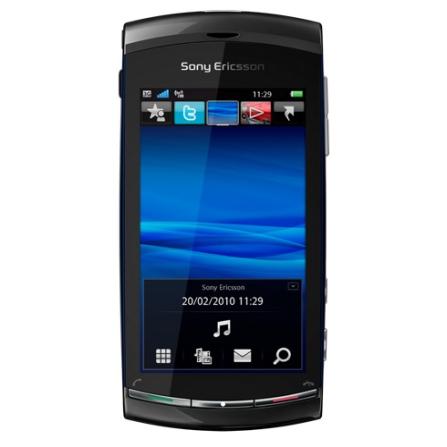 Celular Vivaz U5/Câmera 8.1 MP/GPS SonyEricsson