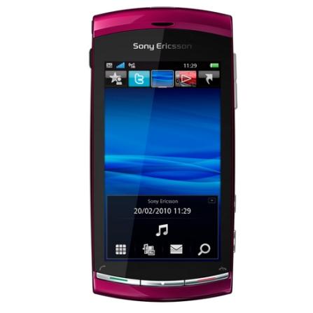 Celular Vivaz U5/GPS/8Gb /Câmera 8.1 Sony Ericsson
