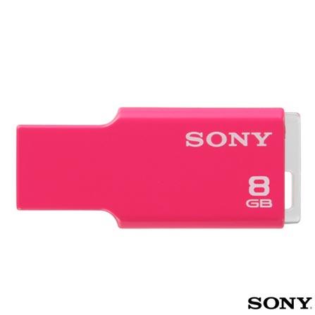 Pen Drive 8 Gb Rosa - Sony SOUSM8GMPC2E