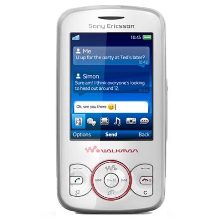 Celular W100 Câmera 2.0 + Cartão 2GB Sony Ericsson