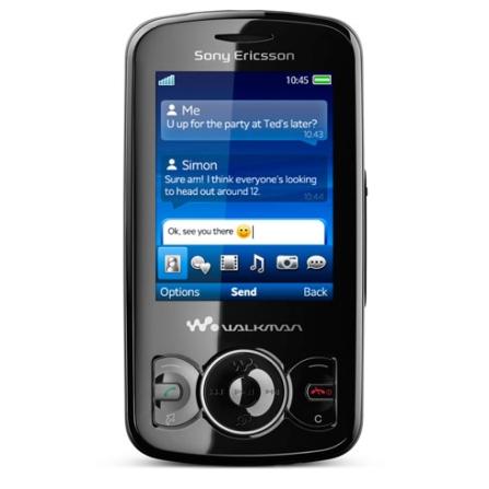 Celular W100 Spiro c/ Walkman + 2GB Sony Ericsson