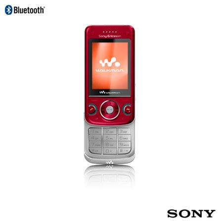 Celular W760 Walkman com Câmera/GPS Sony Ericsson