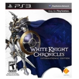 Jogo White Knight Chronicles para PS3 Sony