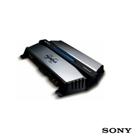 Amplificador Sony para Subwoofer Splod com 600 W RMS e Iluminação em Azul - XMGTR3301D