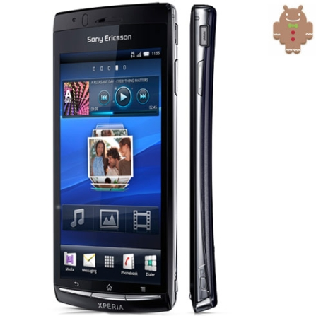 Smartphone Sony Ericsson Xperia ARC com Touch 4.2