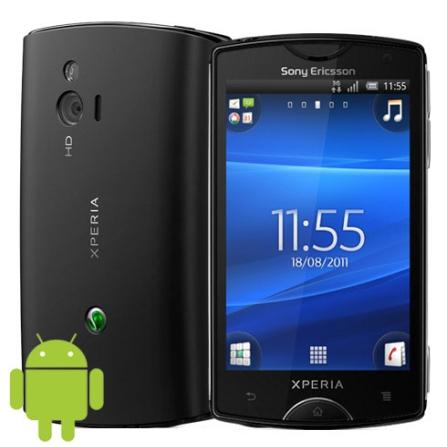 Smartphone Sony Ericsson Xperia Mini Android 2.3, Bivolt, Bivolt, 2.8'', True, 1, N, True, True, True, True, True, True, I, Mini Chip