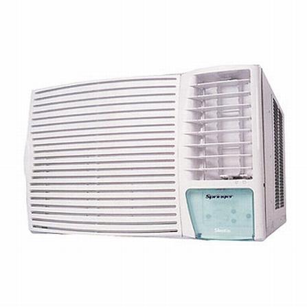 Condicionador de Ar Janela 7.500Btus / Eletrônico, 110V, LA, 7.500 BTUs, Janela, 5.000 a 8.500 BTUs