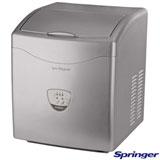 Máquina de Gelo Ice Maker Springer Prata - ICMA0158B